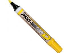 Markal Pro Wash D Paint Marker – Yellow