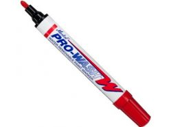 Markal Pro Wash D Paint Marker – Red
