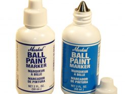 Markal Ball Paint Marker - Yellow