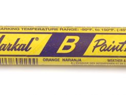 Markal B Paintstik Marker - Orange