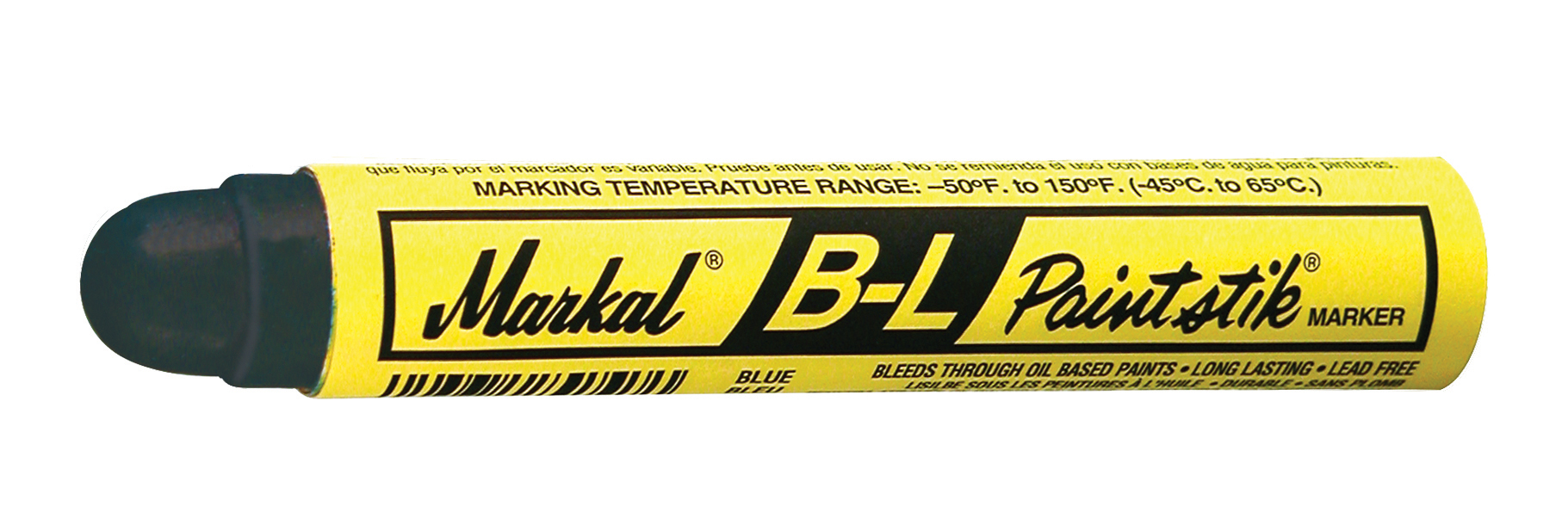 Markal B-L Painstik Marker - Blue