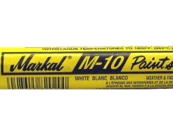 Markal M10 Paintstik Marker - White