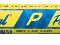 Markal P Paintstik Marker - White
