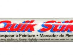 Markal Quik Stik Paint Marker - Yellow