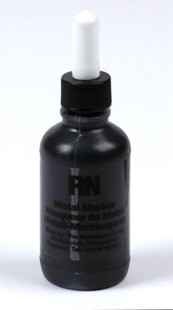 Britink Metal Marker (Ball Paint Marker) - Standard Tip - Black