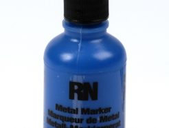 Britink Metal Marker (Ball Paint Marker) - Toughpoint Tip - Blue