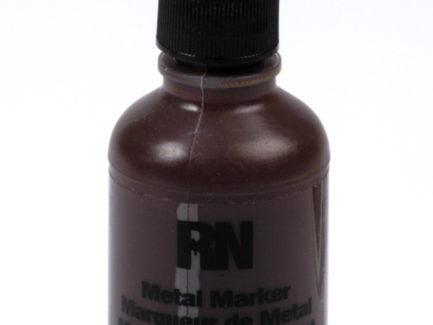 Britink Metal Marker (Ball Paint Marker) - Standard Tip - Brown