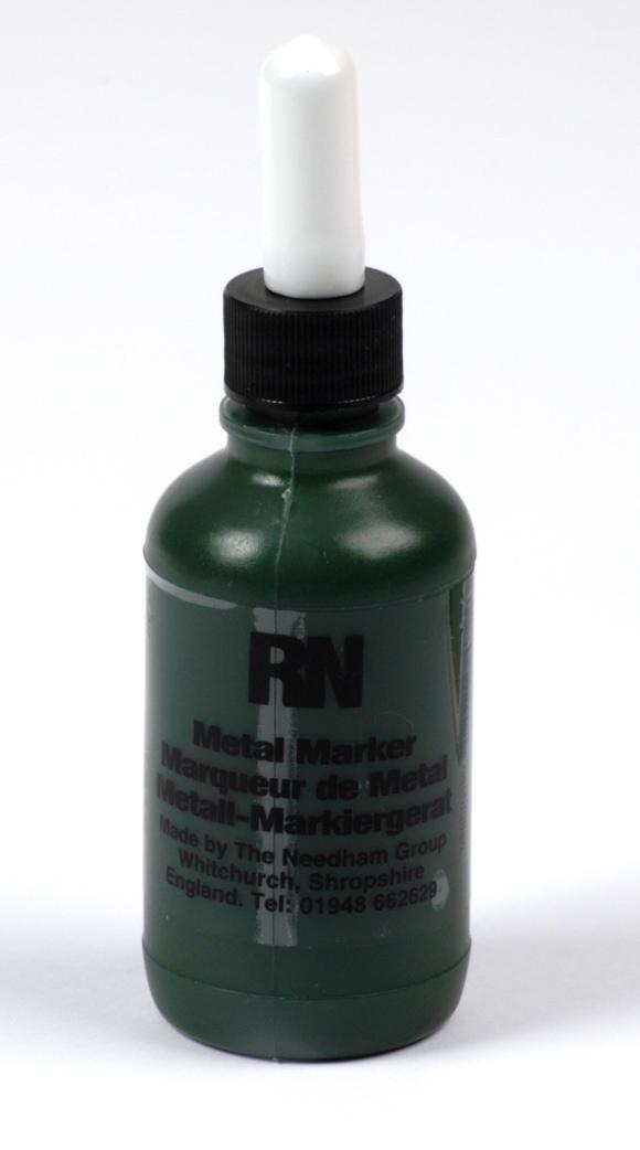 Britink Metal Marker (Ball Paint Marker) - Standard Tip - Green