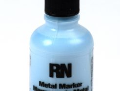 Britink Metal Marker (Ball Paint Marker) - Toughpoint Tip - Light Blue