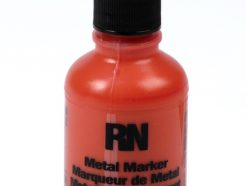Britink Metal Marker (Ball Paint Marker) - Toughpoint Tip - Orange