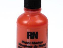 Britink Metal Marker (Ball Paint Marker) - Toughpoint Tip - Orange