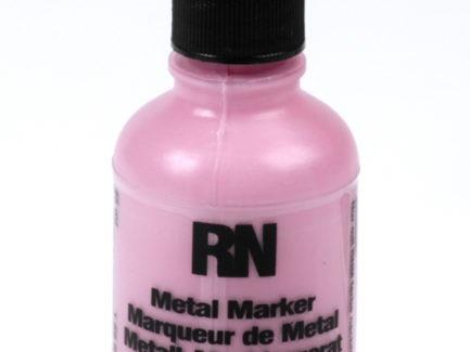 Britink Metal Marker (Ball Paint Marker) - Toughpoint Tip - Pink