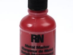 Britink Metal Marker (Ball Paint Marker) - Standard Tip - Red