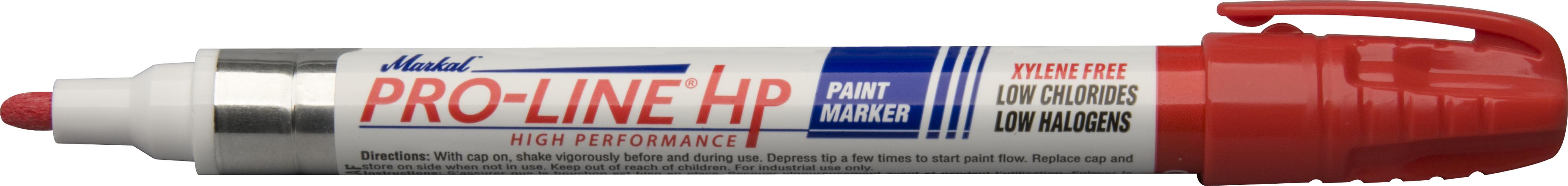 Markal Pro Line HP Paint Marker - Silver