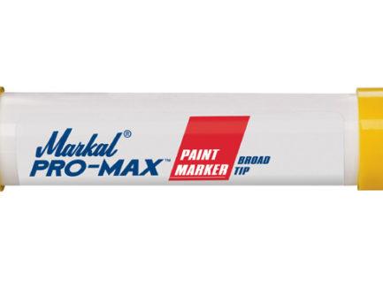 Markal Pro Max Broad Tip Paint Marker - Orange