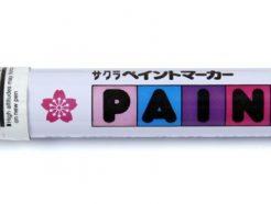 Sakura Liquid Paint Marker - Fine Tip - Black