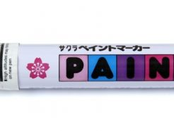Sakura Liquid Paint Marker - Fine Tip - Red