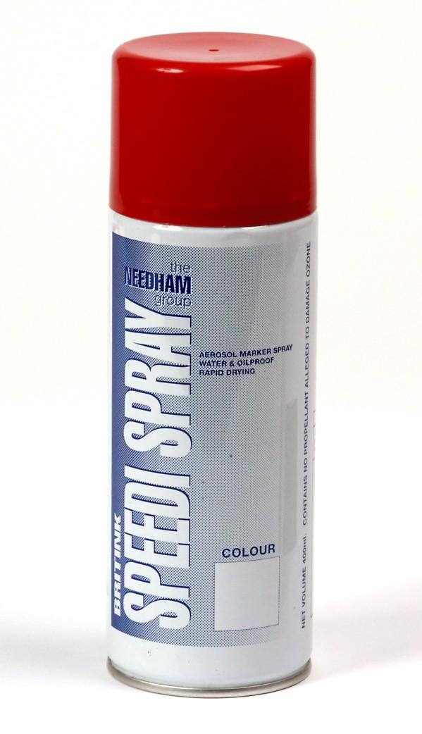 Speedi Spray Red Acrylic Spray Paint 400 Ml Paint Markers