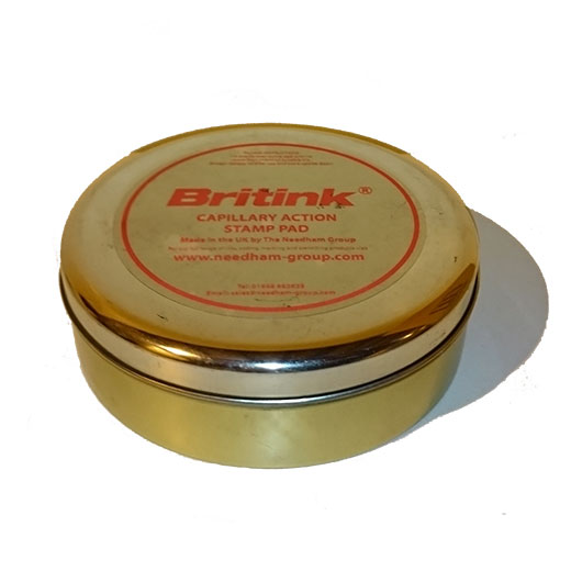 Britink Ink Industrial Stamp Pad